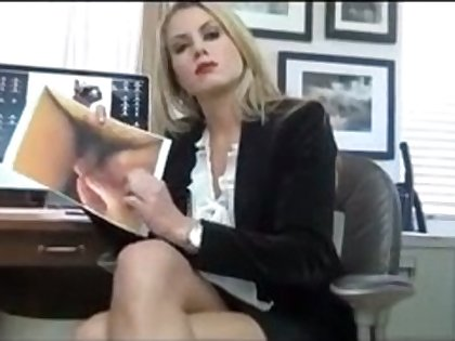 SPH Femdom Dominatrix Jerk Instructions