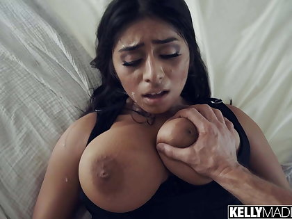 Viole Myers Big Natural Tits Get Her Filled With Jizz