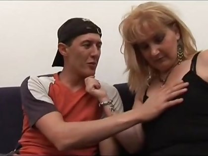 Milf Hairy Stepmom Helping Younger Guy To Become A particular
